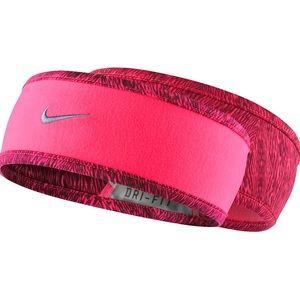 Nike Accessories - ⬇️$24 Women's Nike Run Reversible Neon Headband